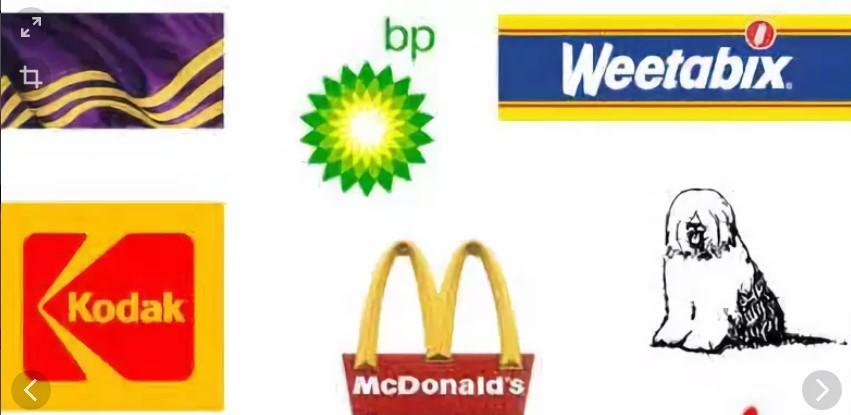 Виды товарных знаков